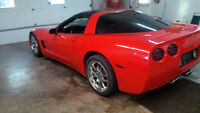 1997 Chevrolet Corvette LS1 Coupe (2 door)