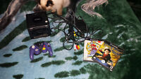 Game cube + 2 jeux