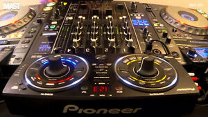 PIONEER RMX-500 FX Processor Remix Station with Pressure Control