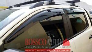 Weather shield suitable for Ford Ranger PX MKII 2015 - 2017 Prestons Liverpool Area Preview