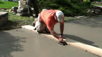 Concrete Work Available!