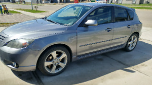 2005 Mazda3 Hatchback GS, Low KM