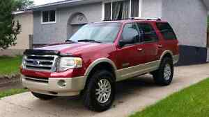 FORD EXPEDITION EDDIE BAUER LOADED