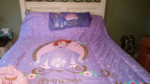 Sofia The First Bedding & Wall Hangings