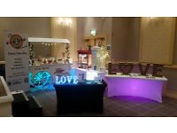Wedding Hire*Candy Cart*Ferris Wheel*Postbox*Wishing Tree*Ferrero Stand