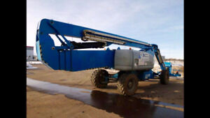 2008 Genie Z135 Articulating Boom Lift - REDUCED