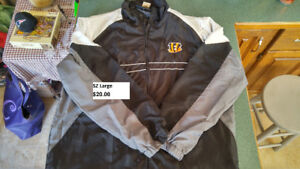 Adult football team jackets