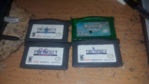 GBA games