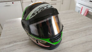 Arctic Cat Snowmobile Helmet  - Super warm  Size small