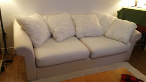 IKEA Backamo sofa bed couch