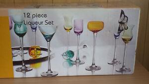 12 piece Liquor Set