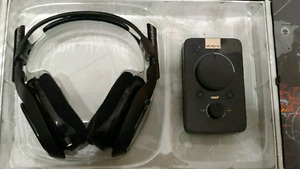 Astro a40 tr with mixamp pro