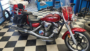 2009 Yamaha V Star 950cc  Excellent condition