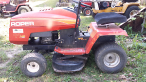 Rider lawnmower  for sale