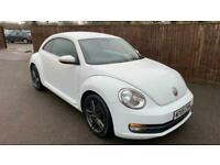 2015 Volkswagen Beetle 1.2 TSI Design 3dr Hatchback petrol Manual