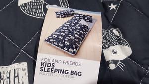 Kids sleeping bag Brassall Ipswich City Preview