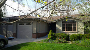 South Windsor Home with Large Lot and quiet street
