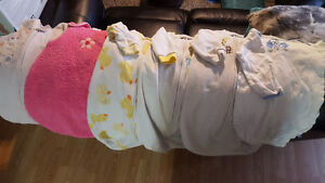 Lot of sleep sacks