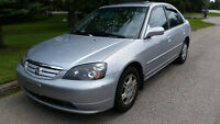 2001 Honda Civic LX $1,100