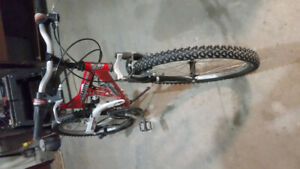 Mountain bike excellent running condition