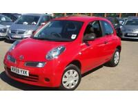 Nissan Micra 1.2 16v Visia, Great Little Low Mileage Car With History