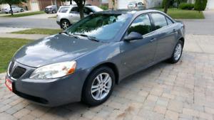 2008 Pontiac G6 CERTIFIED $4495