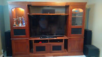 Entertainment Unit (Hooker Furniture)