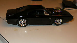 JADA TOYS 1/24 DOM'S DODGE CHARGER!!