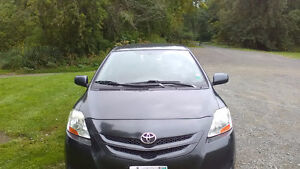 Toyota Yaris 2008 Sedan Manual