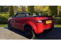 2017 Land Rover Range Rover Evoque 2.0 TD4 HSE Dynamic 2dr Automatic Diesel Conv