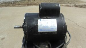 Franklin Electric 3/4 HP Single Phase Electric Motor