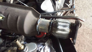 EXHAUST SYSTEM REPAIR: Catalytic converter, Flex pipe, Muffler West Island Greater Montréal image 2