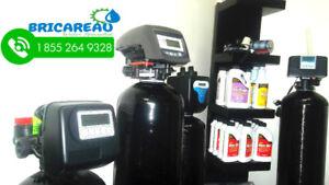 Filtres Oxygen | Adoucisseurs d'eau | Systèmes Osmose Inverse