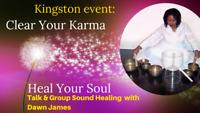 Singing bowl sound healing & Talk- Kingston ON