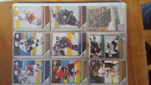 2005-06 UD series 1 base, young guns and inserts. Kingston Kingston Area image 6