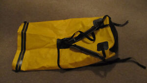 Sealine Dry Pack 115 HD for canoe camping from ME