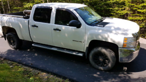 2009 Chevy Silverado 2500HD
