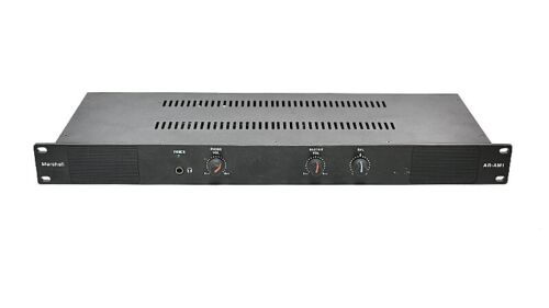 Marshall AR-AM1 Rack Mountable 1 Channel Analog Audio Monitor