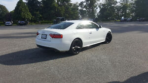2009 Audi A5 S-line Coupe (2 door)