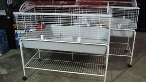 Rabbit or Guinea Pig CAGE with stand....
