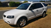 Ford Territory 2009 SR RWD 7 seater leather Kallangur Pine Rivers Area Preview