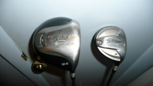 Taylor Made R580XD Driver and/or 3 Fairway Wood