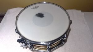 Yamaha Brass Snare drum for sale. PRICE REDUCED!