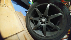 "16"" 5 bolt mags from a 2003 Chevrolet Cavalier"
