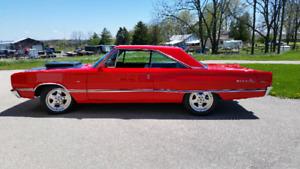 67 Dodge coronet 440