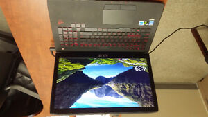 Asus G751JT-DH72-ca  Gaming laptop