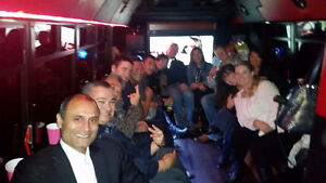 Limousine Limo And Party Bus services 2898882399 Cambridge Kitchener Area image 2