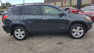 2007 Toyota RAV4 SPORT SUV, Crossover - LOW KM! NEW TIRES! Kitchener / Waterloo Kitchener Area image 6
