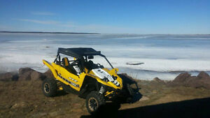 2016 YAMAHA YXZ 1000! SELL OR TRADE FOR BOAT!!!!