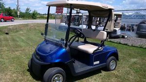 2016 EZ-GO RXV ELECTRIC GOLF CART *FINANCING AVAIL. O.A.C